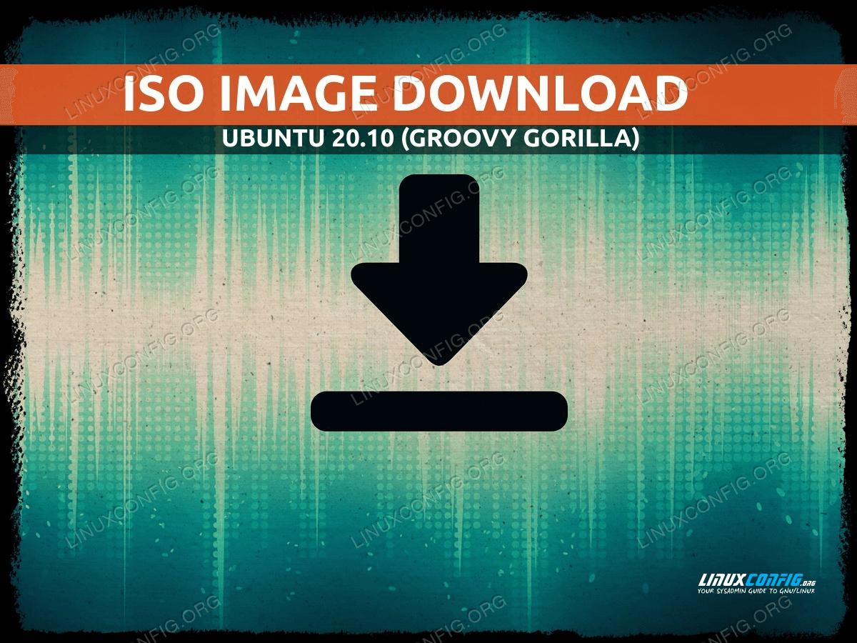 Ubuntu 20.10 Download