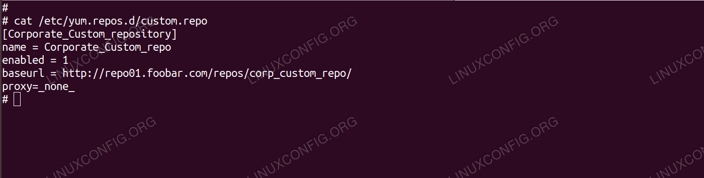How to add repositories to Red Hat Linux with and without a