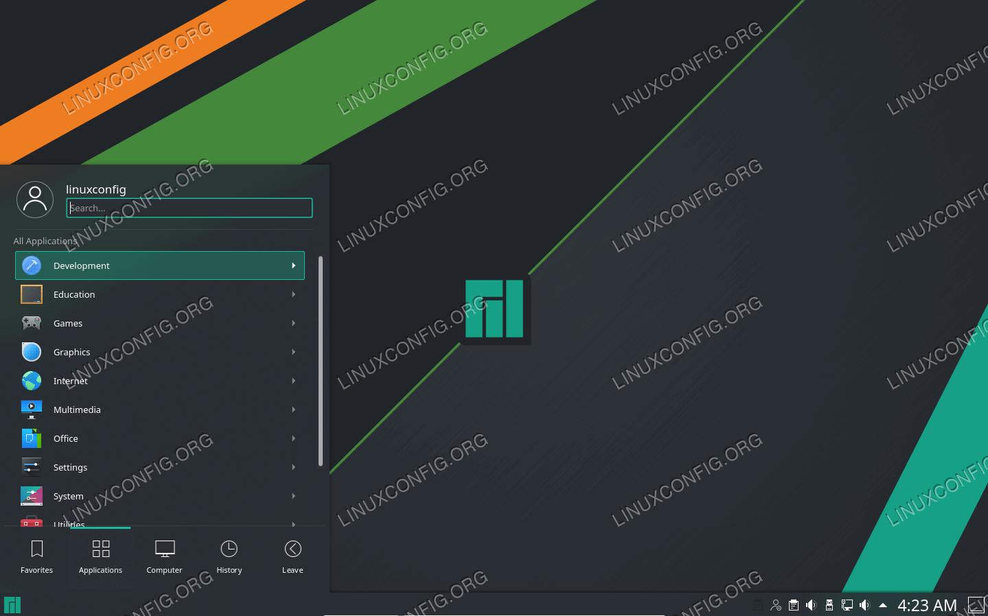 Manjaro Linux