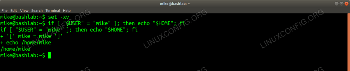How to Debug Bash Scripts - LinuxConfig org