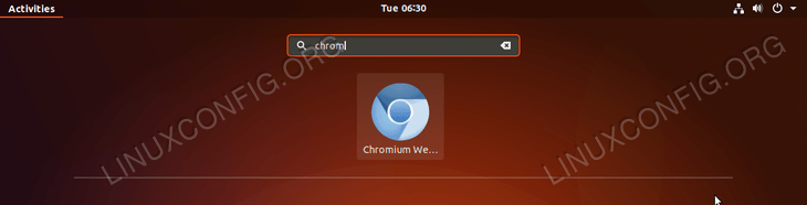 How to install Chromium Browser on Ubuntu 18 04 Bionic