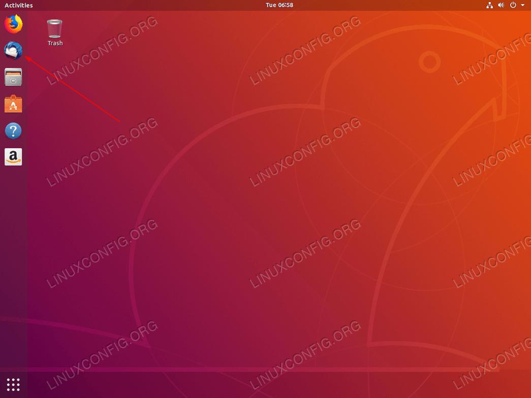 How to install Thunderbird on Ubuntu 18 04 Bionic Beaver