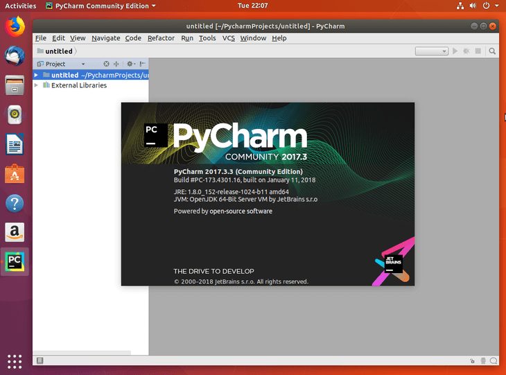 How to install PyCharm on Ubuntu 18 04 Bionic Beaver Linux