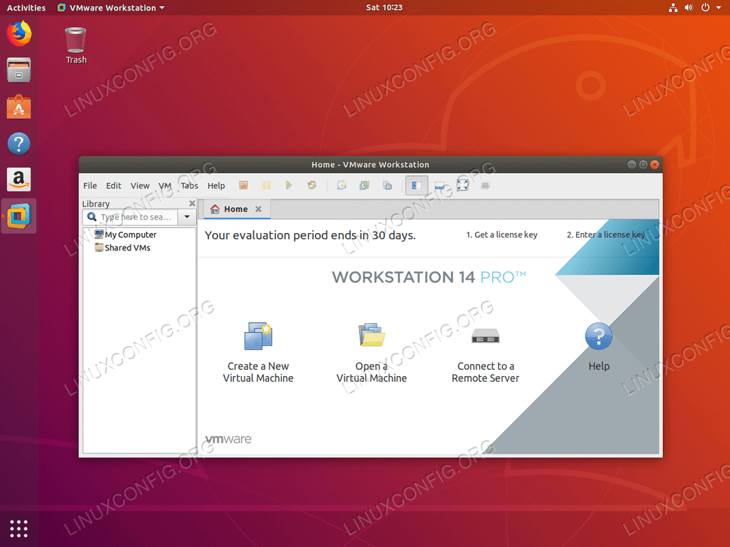 How to install VMware Workstation on Ubuntu 18 04 Bionic