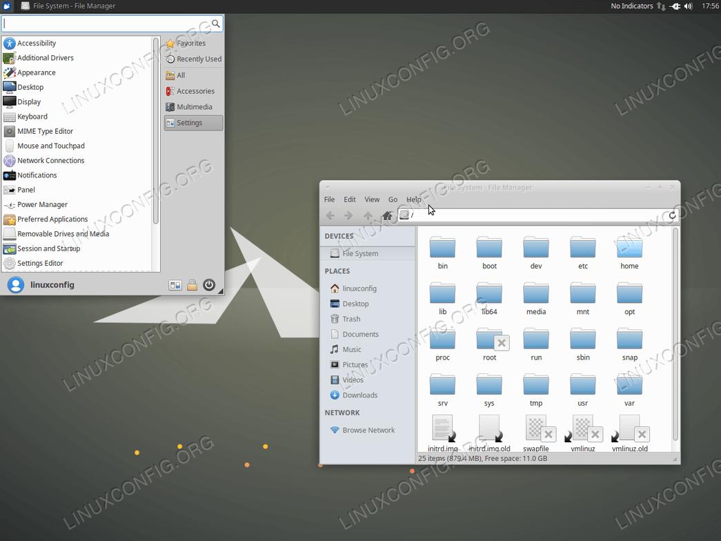install ubuntu server GUI - Xubuntu core