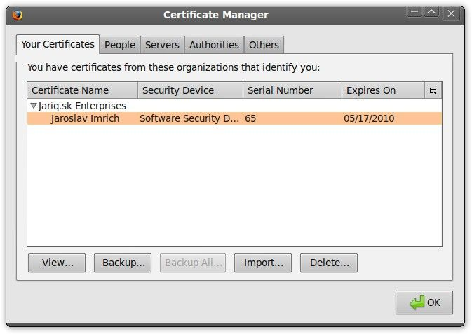 APACHE web server and SSL authentication - LinuxConfig org