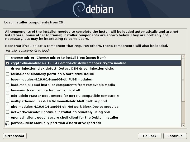installer-menu