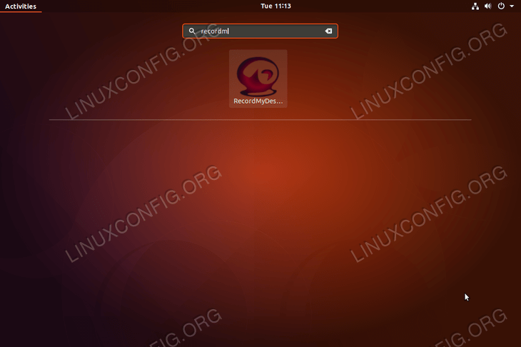 How to record screen on Ubuntu 18 04 Bionic Beaver Linux