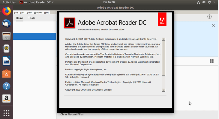 How to Install Latest Adobe Acrobat Reader DC on Ubuntu