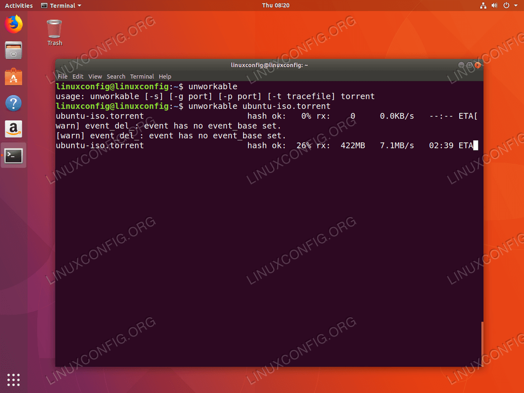 torrent program ubuntu