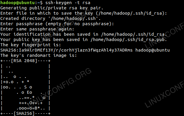 Passwordless SSH Configuration