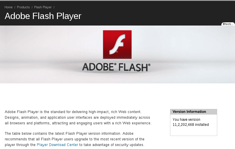 How to install adobe flash player plugin for firefox on