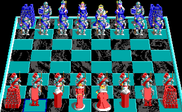 Battle Chess for DOS download