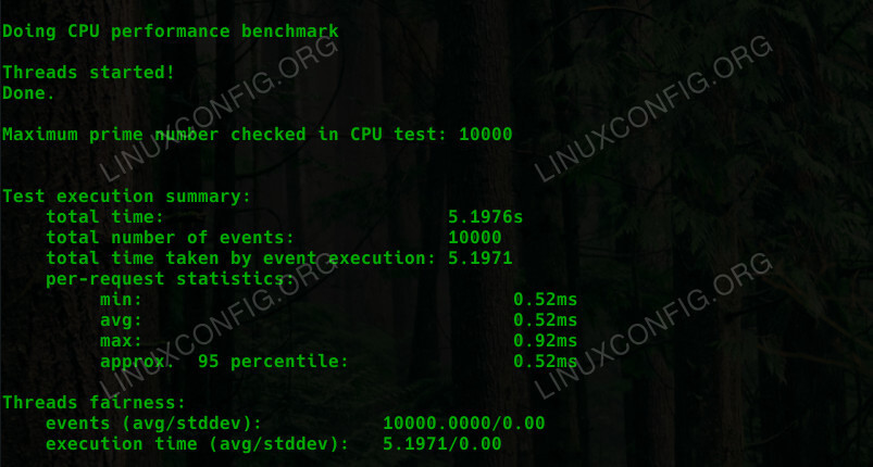 How to Benchmark Your Linux System - LinuxConfig org