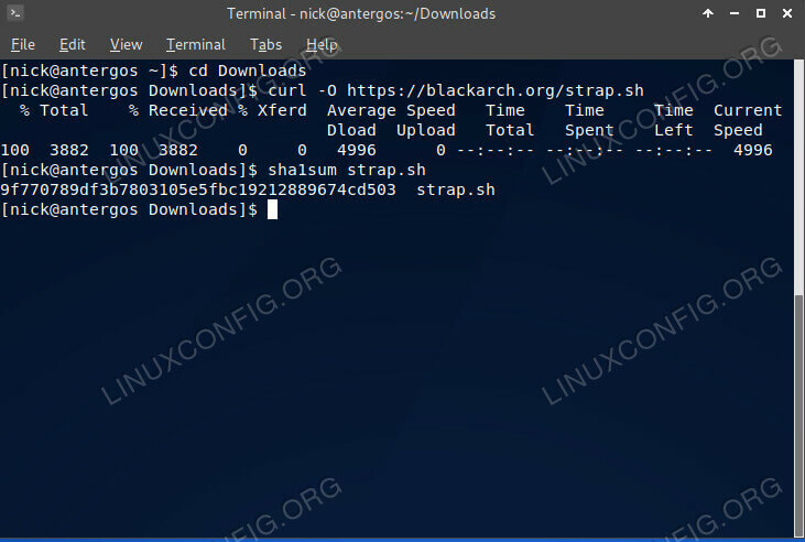 How To Add The BlackArch Pentesting Repository To Arch Linux