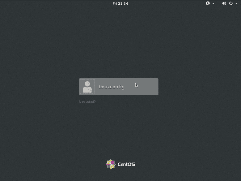 Installation of KDE desktop environment on CentOS 7