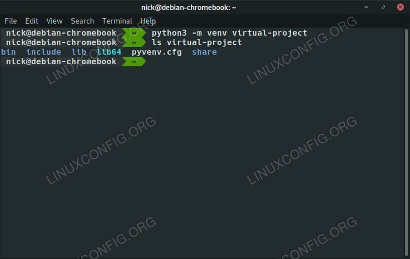 How to Set Up a Python Virtual Environment on Debian 10 Buster