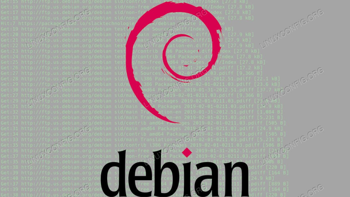 How To Run Debian Sid (Relatively) Safely - LinuxConfig org