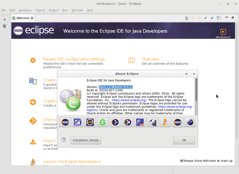 How to Install the Latest Eclipse Java IDE on Debian 9