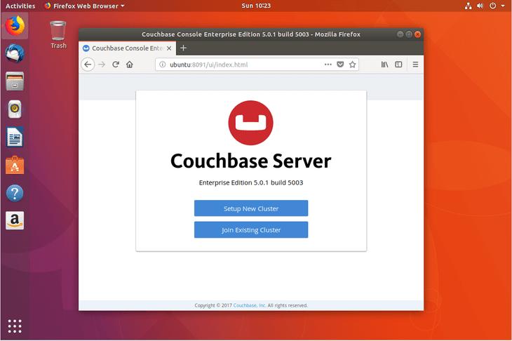 How to install Couchbase Server on Ubuntu 18 04 Bionic