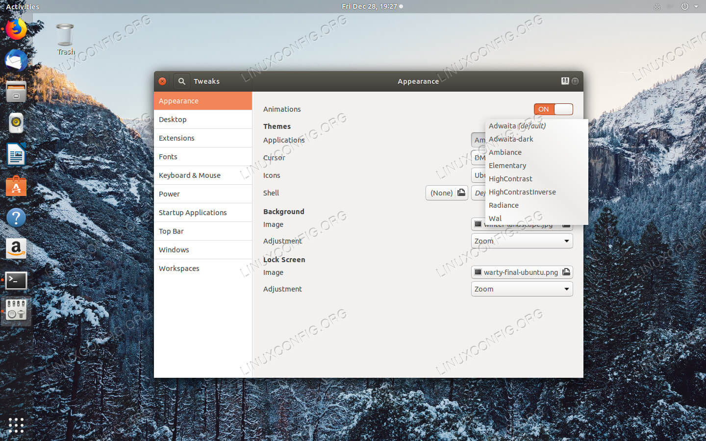 How To Customize Your GTK Desktop With Oomox and Pywal