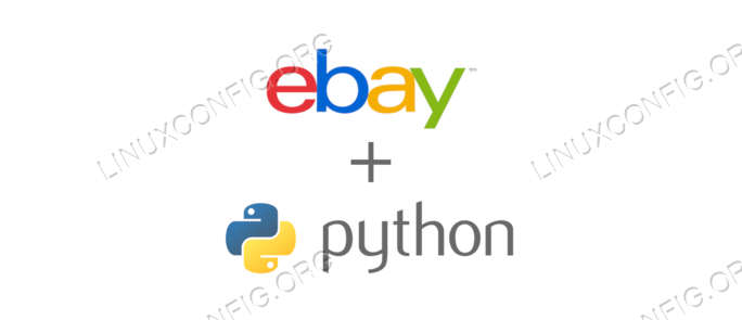 Introduction to eBay APIs with python