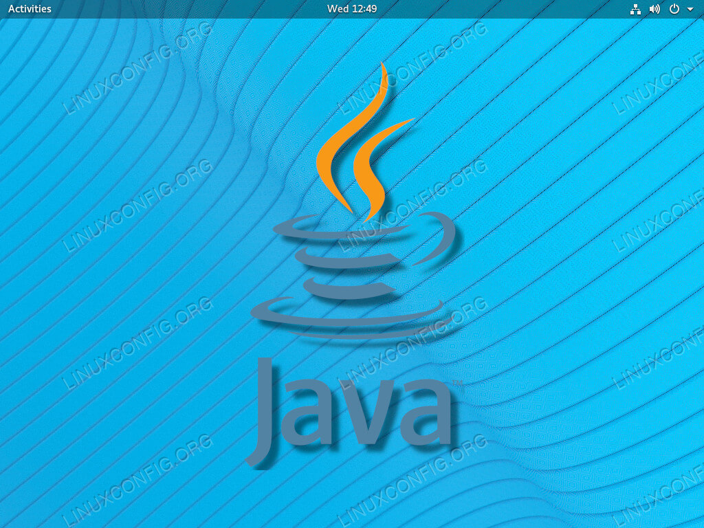 How to Install Java on RHEL 8 Linux - LinuxConfig org