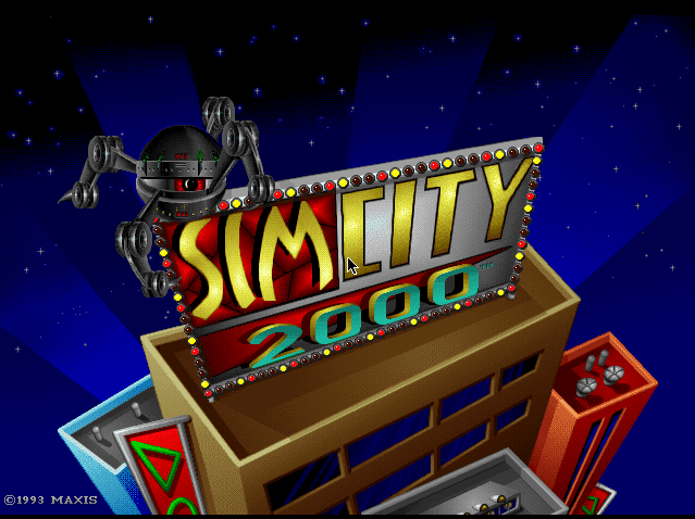 Simcity 2000 for DOS download
