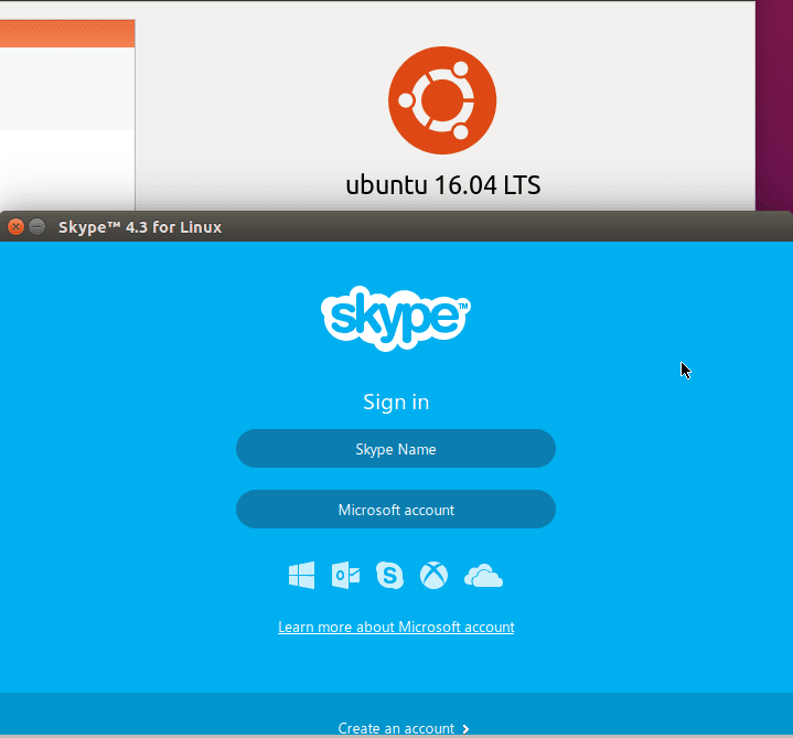 How to install Skype on Ubuntu 16.04 Xenial Xerus Linux 64-bit