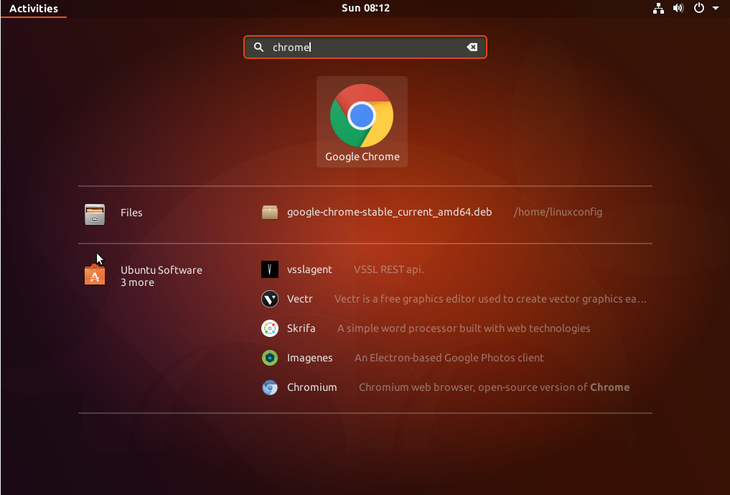 How to install Google Chrome web browser on Ubuntu 18 04 Bionic