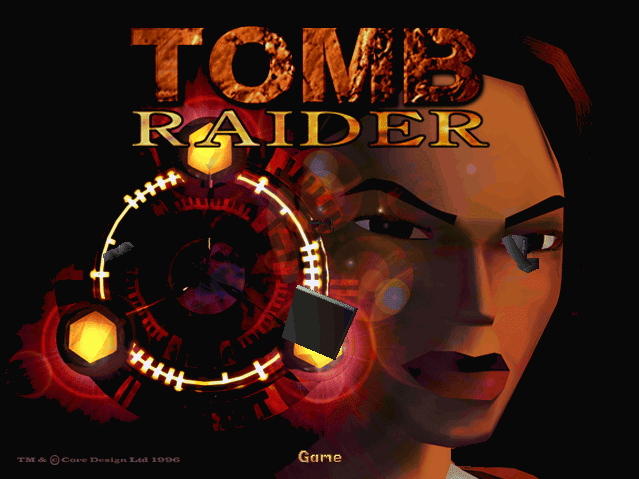 Tomb Raider for DOS download