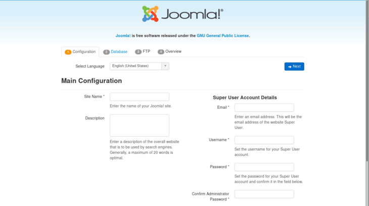 joomla-welcome