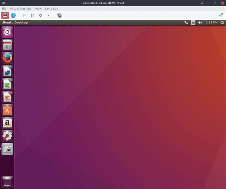 Simple Virtualization With Ubuntu 16 04 and KVM