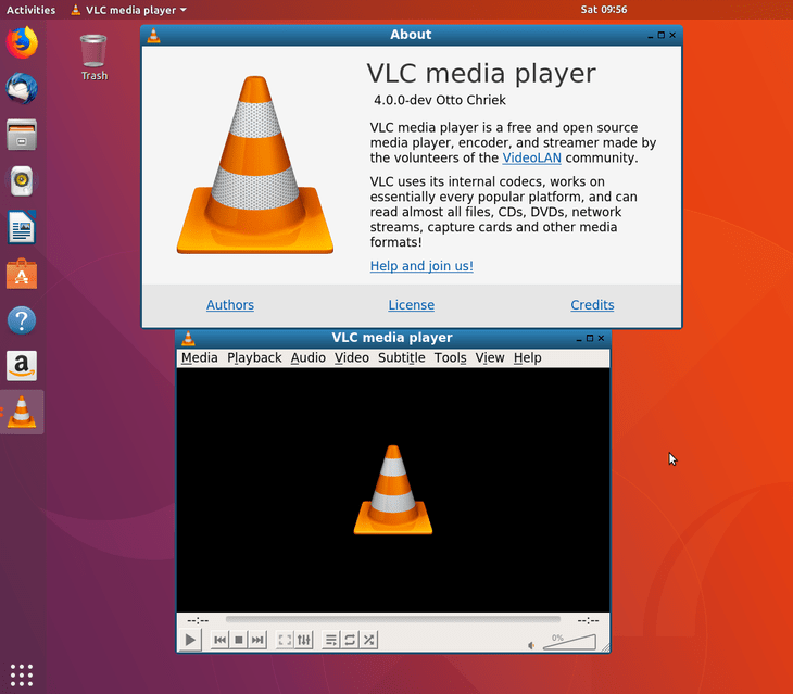 How to install latest VLC media player on Ubuntu 18 04