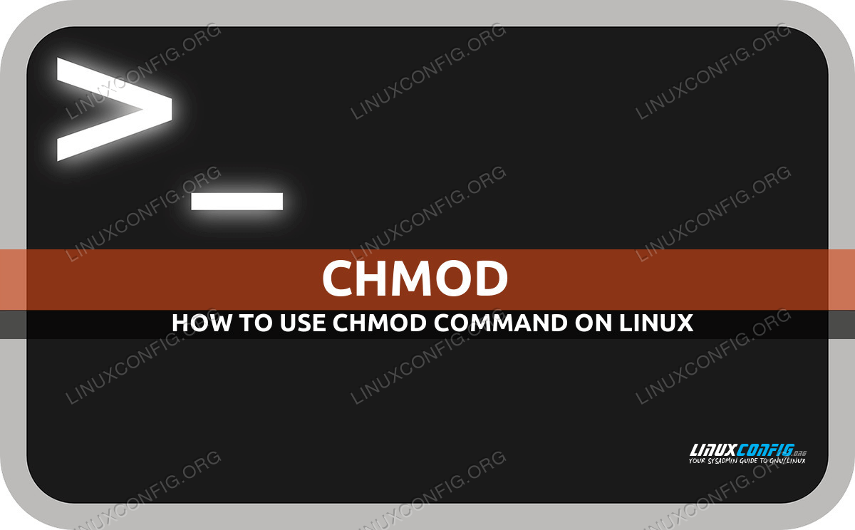 chmod command in Linux with examples