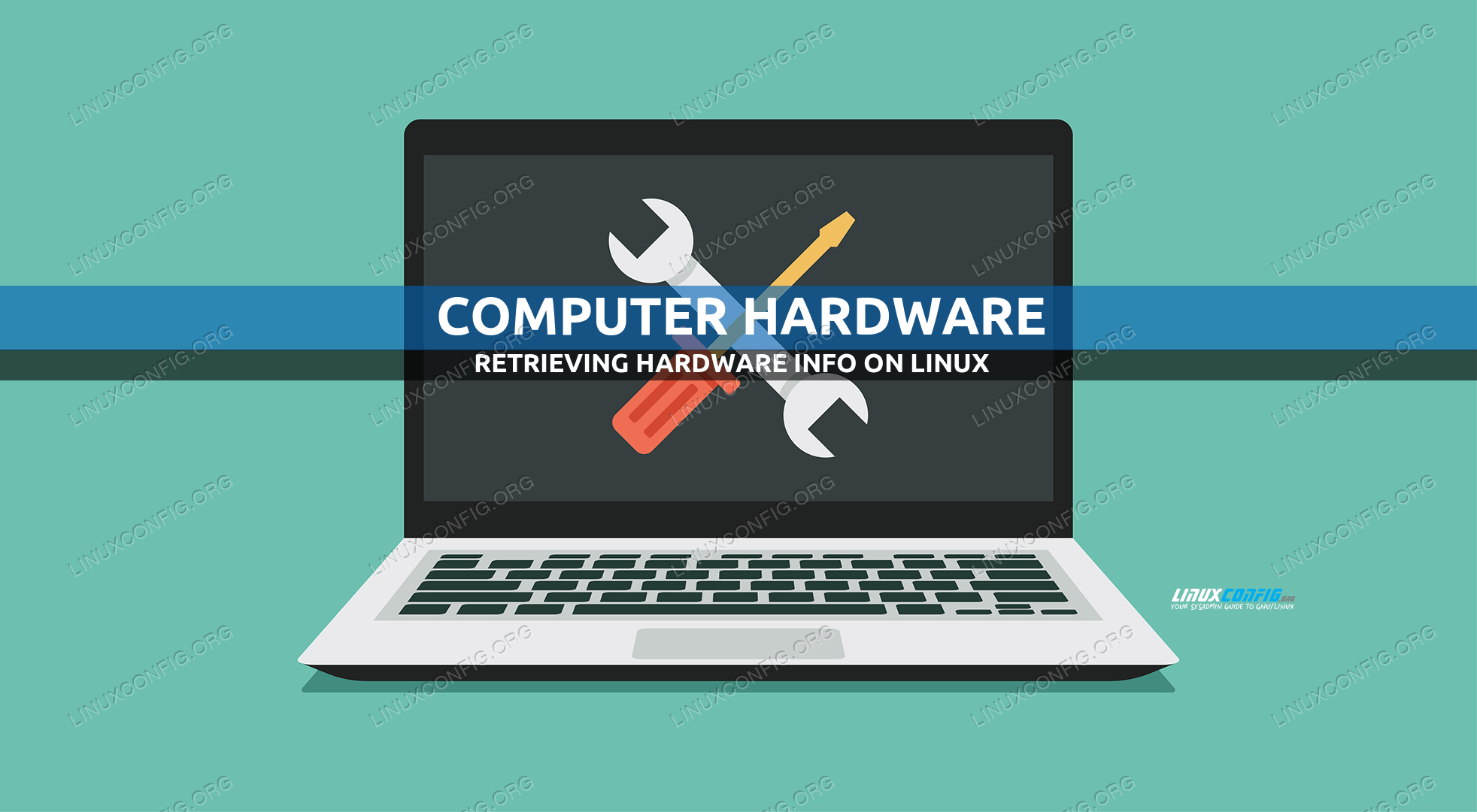 Getting to know the hardware of your Linux box