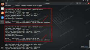 Using mdadm to create a software RAID 1 array on Linux