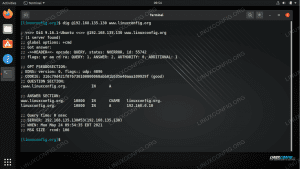 Configuring and testing a BIND nameserver on Linux