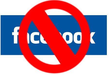 block access to facebook.com