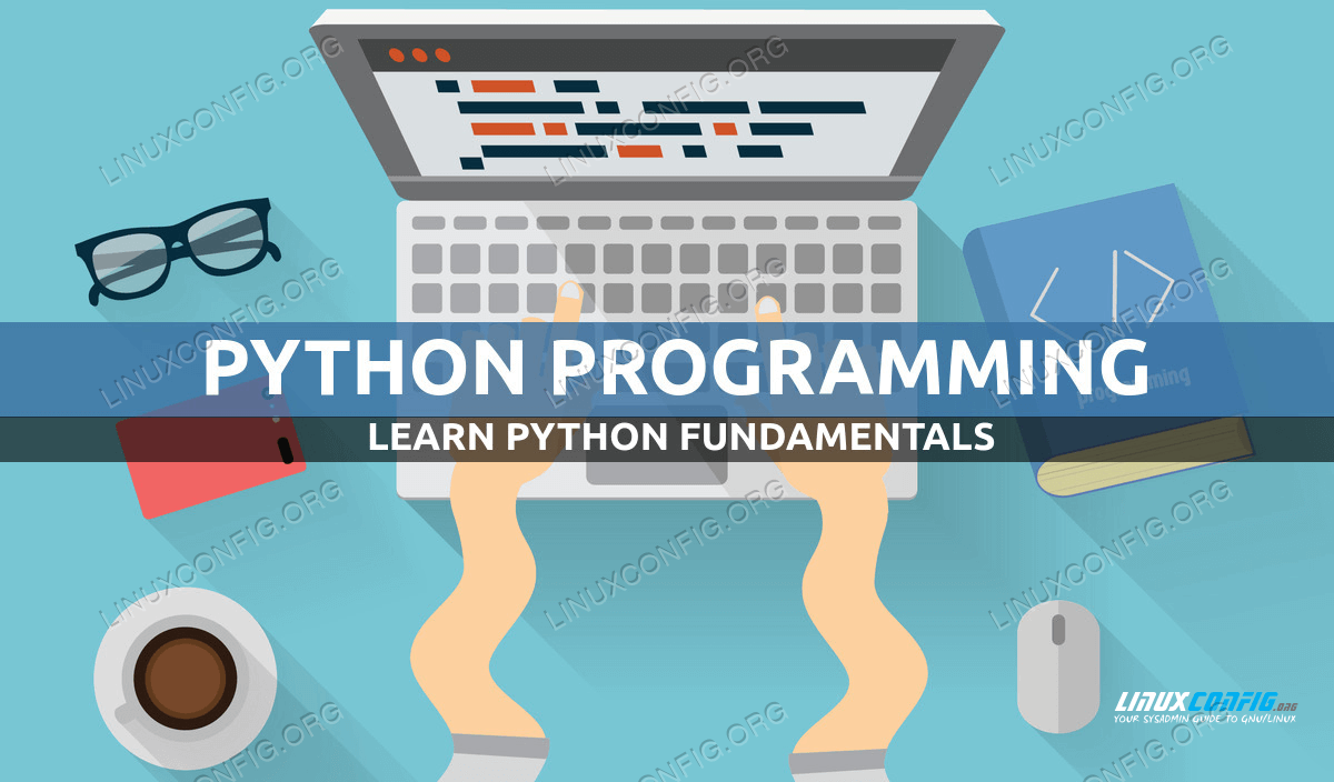 Learn Python Fundamentals