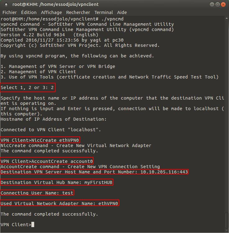 vpn client conf