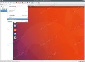 Install VMware Tools... - Ubuntu 18.04 Bionic Beaver