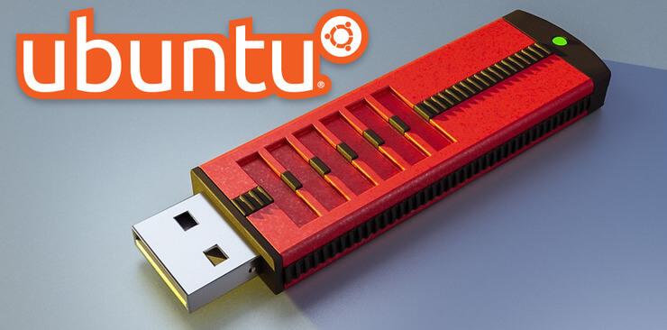 install ubuntu from usb