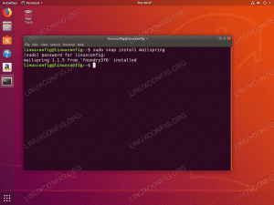 Mailspring email client install on Ubuntu 18.04