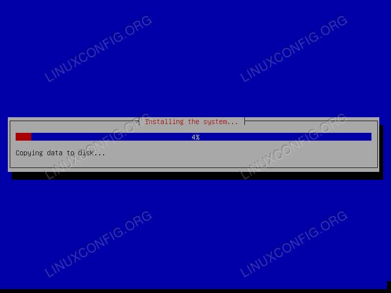 Kali Linux Installing