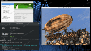 Installed Nvidia drivers on Fedora 28 Linux GNOME desktop