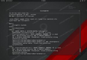Wget command on RHEL 8 / CentOS 8 Linux Server/Workstation.