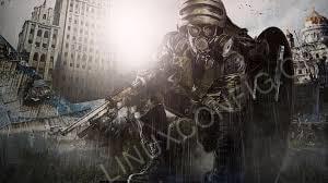 Metro 2033/Last Light<