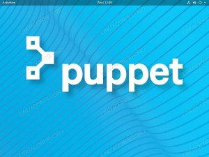 Install Puppet on RHEL 8 / CentOS 8