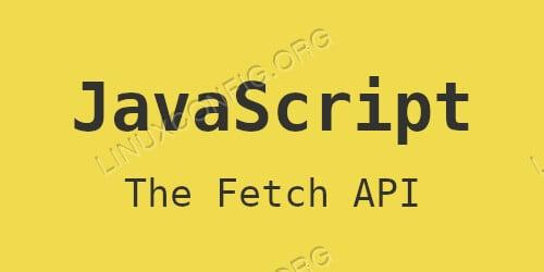 javascript-fetch-api